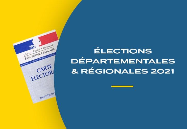 Bannière élections
