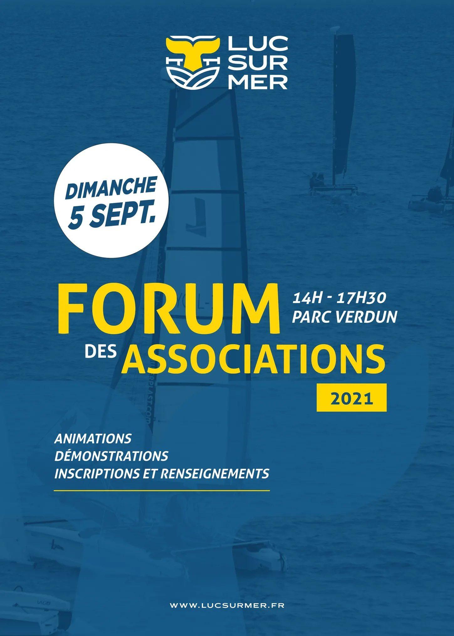 Luc-sur-Mer - Forum des Associations